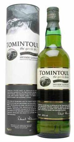 Tomintoul Scotch Single Malt Peated Tang